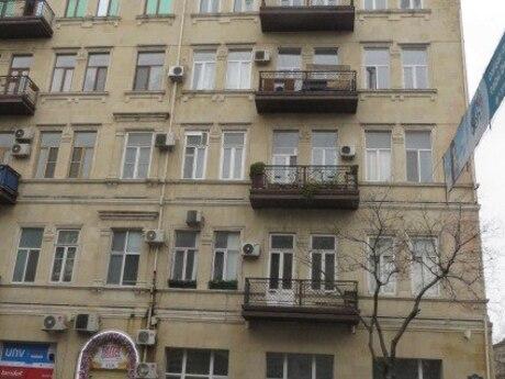 1 otaqlı köhnə tikili - Sahil m. - 33 m²