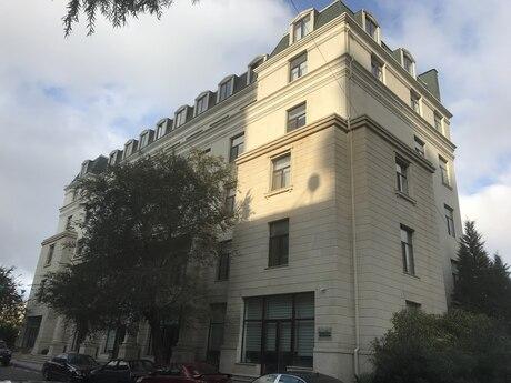 5 otaqlı ofis - Nəsimi r. - 250 m²