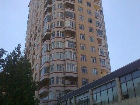 4 otaqlı yeni tikili - Nəriman Nərimanov m. - 185 m²