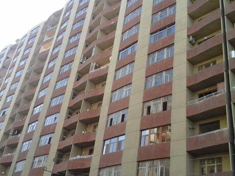 3-комн. новостройка - м. Ази Асланова - 128 м²