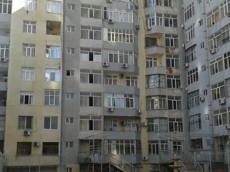 4 otaqlı yeni tikili - Nizami m. - 160 m²
