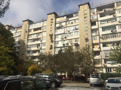5 otaqlı köhnə tikili - Nəsimi m. - 118 m²
