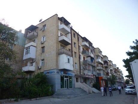 2 otaqlı köhnə tikili - Nəriman Nərimanov m. - 45 m²