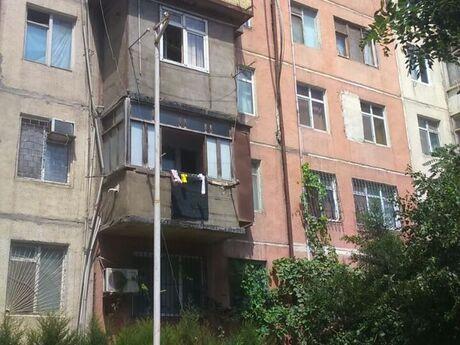 1 otaqlı köhnə tikili - Nəriman Nərimanov m. - 30 m²