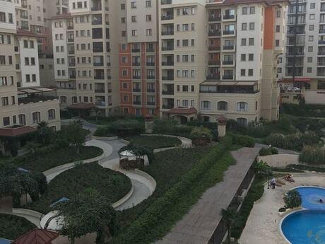 4 otaqlı yeni tikili - Nərimanov r. - 275 m²