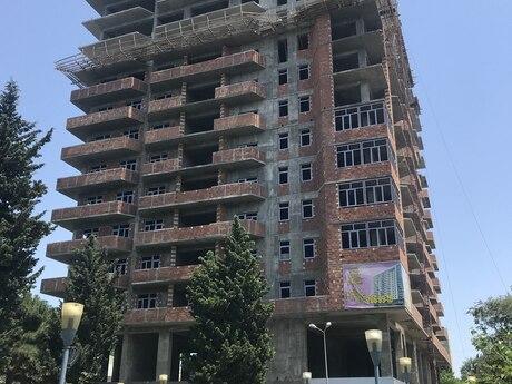 4-комн. новостройка - м. Проспект Азадлыг - 197.3 м²