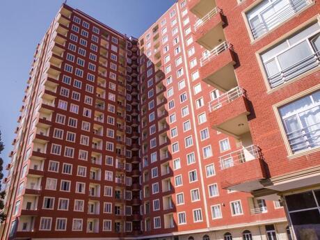 3 otaqlı yeni tikili - Memar Əcəmi m. - 108 m²