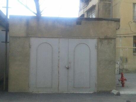 Гараж - пос. Ахмедлы - 19 м²