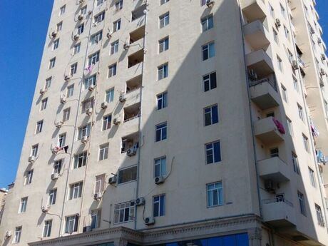 1-комн. новостройка - пос. Ахмедлы - 58 м²