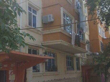 3 otaqlı köhnə tikili - Nəsimi m. - 58.2 m²