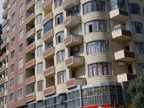 3 otaqlı yeni tikili - Nərimanov r. - 127 m²