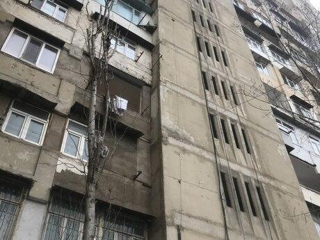 1 otaqlı köhnə tikili - Əhmədli m. - 50 m²