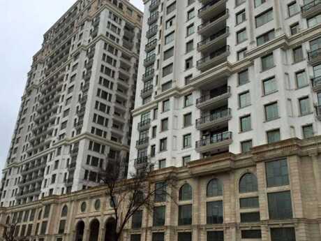 1-комн. новостройка - м. Эльмляр Академиясы - 61 м²