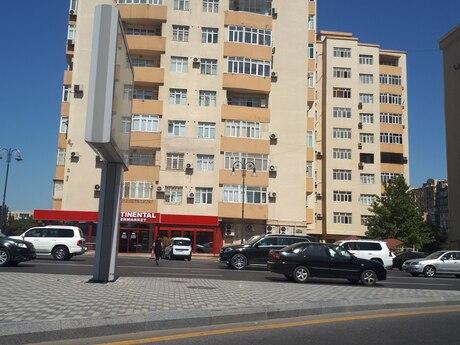 3-комн. новостройка - м. Гянджлик - 138 м²