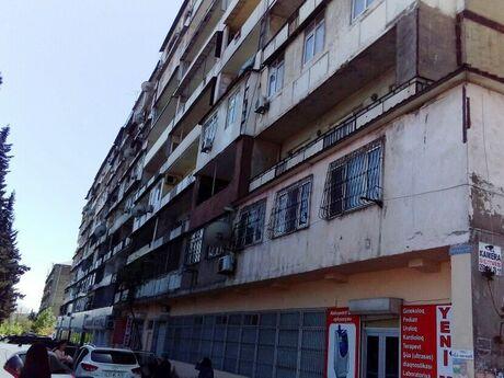 4 otaqlı köhnə tikili - 20 Yanvar m. - 105 m²