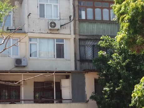 2 otaqlı köhnə tikili - Nəriman Nərimanov m. - 52 m²