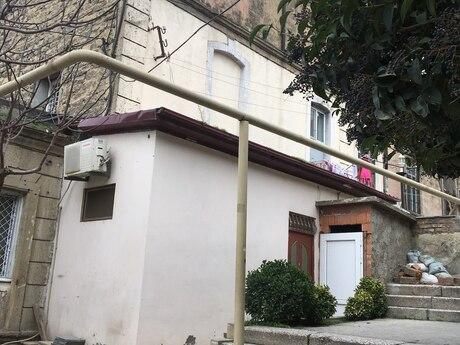 1 otaqlı köhnə tikili - Nərimanov r. - 9 m²