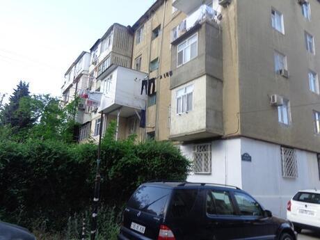 1 otaqlı köhnə tikili - Nəsimi r. - 32 m²