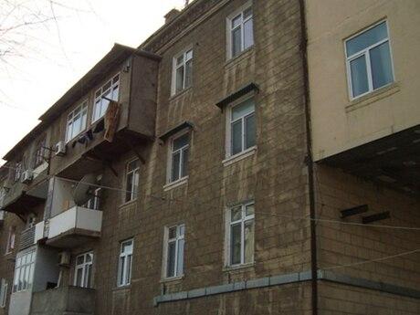 1 otaqlı köhnə tikili - Nəriman Nərimanov m. - 45 m²
