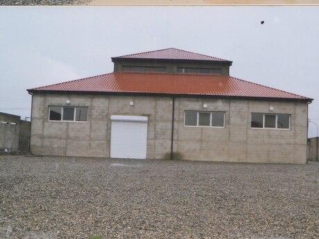 Объект - пос. Сураханы - 400 м²
