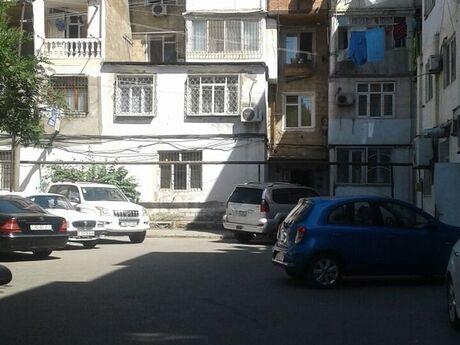 2 otaqlı köhnə tikili - Nəriman Nərimanov m. - 35 m²