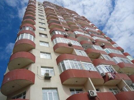 3 otaqlı ofis - Nəsimi r. - 130 m²