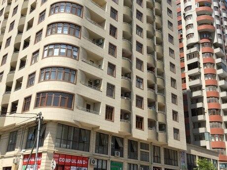 4 otaqlı yeni tikili - Nəsimi r. - 187 m²