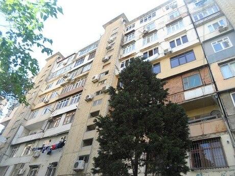 5 otaqlı köhnə tikili - Nəsimi m. - 120 m²