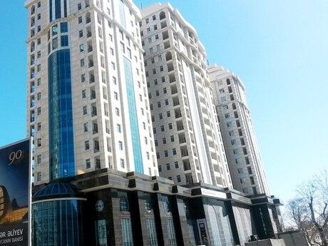 4-комн. новостройка - м. Низами - 210 м²