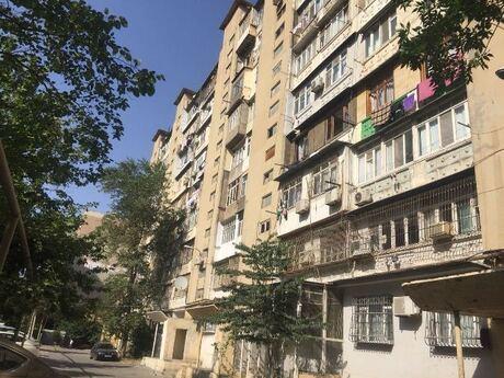 3 otaqlı köhnə tikili - Nəsimi m. - 130 m²