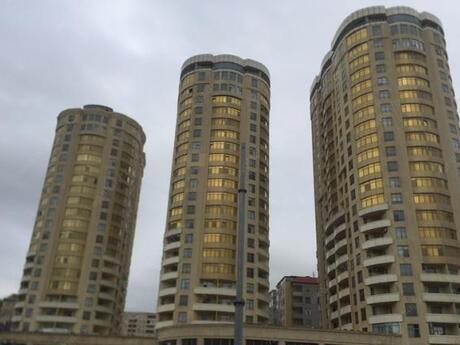 3 otaqlı yeni tikili - Yasamal r. - 174 m²