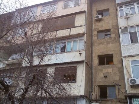1-комн. вторичка - м. Ази Асланова - 46 м²