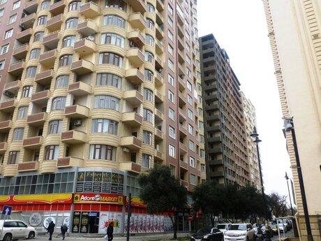 3 otaqlı köhnə tikili - Nəsimi r. - 120 m²