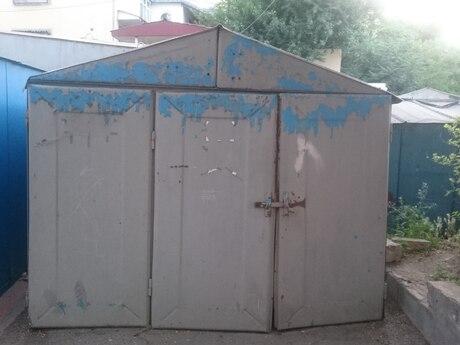 Гараж - Сабаильский р. - 18 м²