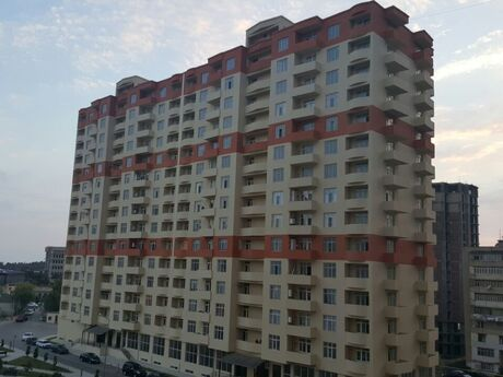 3-комн. новостройка - м. Ази Асланова - 125 м²