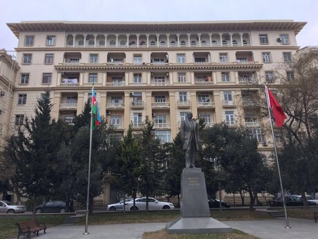 2 otaqlı köhnə tikili - Nəsimi r. - 70 m²