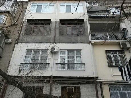 2 otaqlı köhnə tikili - Nizami m. - 55 m²