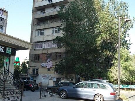 3 otaqlı köhnə tikili - Nərimanov r. - 60 m²