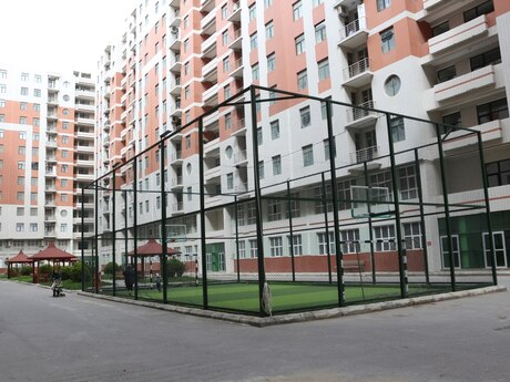 3 otaqlı yeni tikili - Nəsimi r. - 117 m²