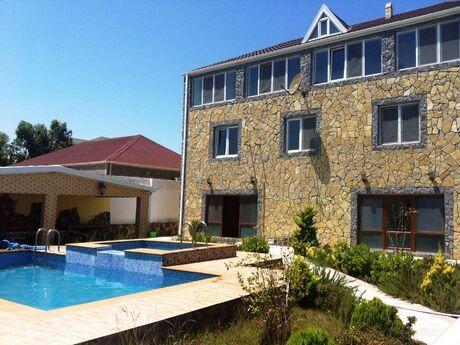 Bağ - Şüvəlan q. - 404 m²