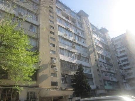 1 otaqlı köhnə tikili - Nəriman Nərimanov m. - 55 m²