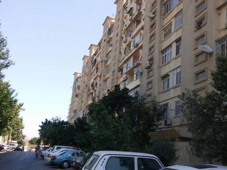 3 otaqlı köhnə tikili - Azadlıq Prospekti m. - 85 m²