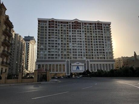 4-комн. новостройка - м. Шах Исмаил Хатаи - 181 м²