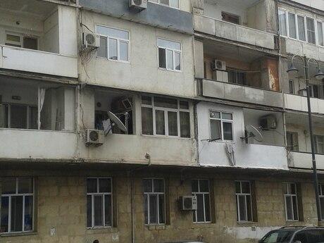 1 otaqlı köhnə tikili - Nəsimi r. - 39 m²