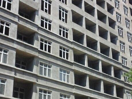 1-комн. новостройка - м. Эльмляр Академиясы - 62.6 м²