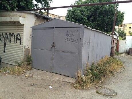 Qaraj - Yasamal q. - 17 m²