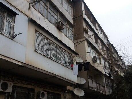 2 otaqlı köhnə tikili - Nəriman Nərimanov m. - 36 m²