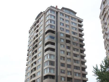 3 otaqlı yeni tikili - Nəsimi r. - 127 m²