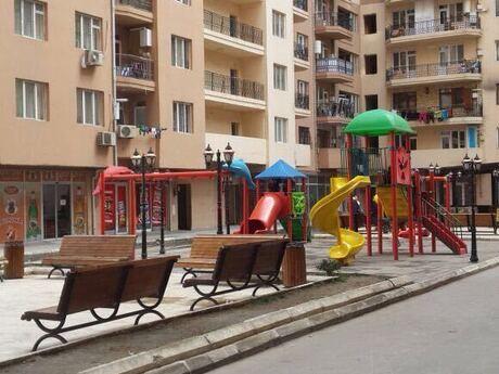 2 otaqlı yeni tikili - Yeni Yasamal q. - 80 m²