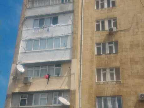 3 otaqlı köhnə tikili - Memar Əcəmi m. - 76 m²